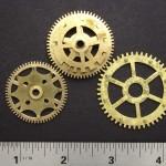 Steampunk gears 4