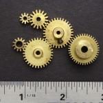 Steampunk gears 3