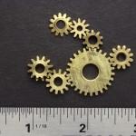 Steampunk gears 2