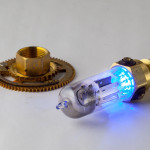 Steampunk memory stick