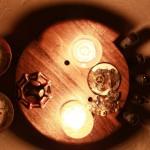 Steampunk ceiling light (1)