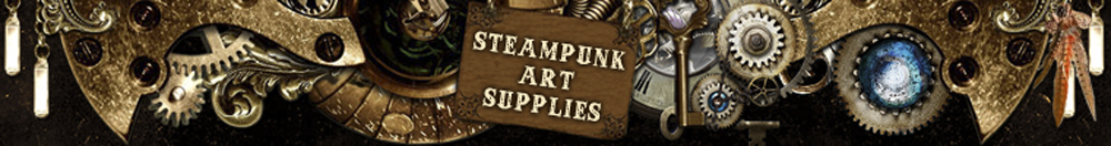 Steampunk Art Supplies