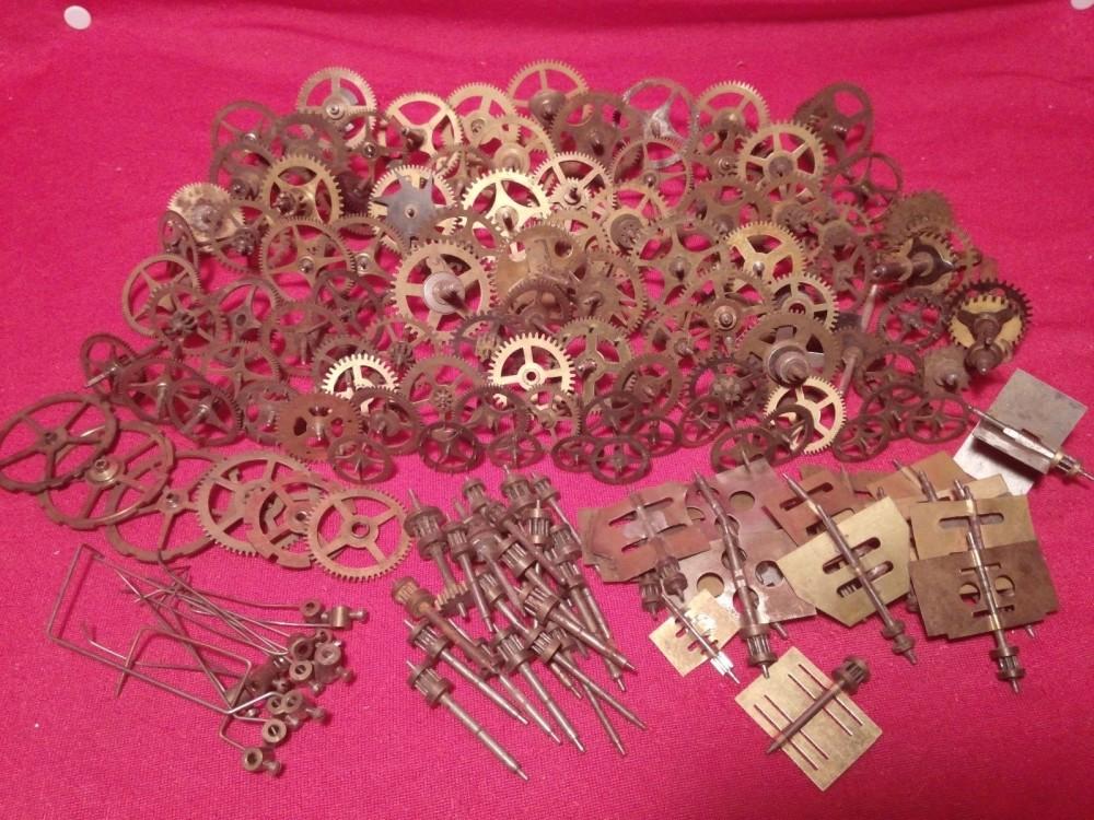 vintage clock gears (2)