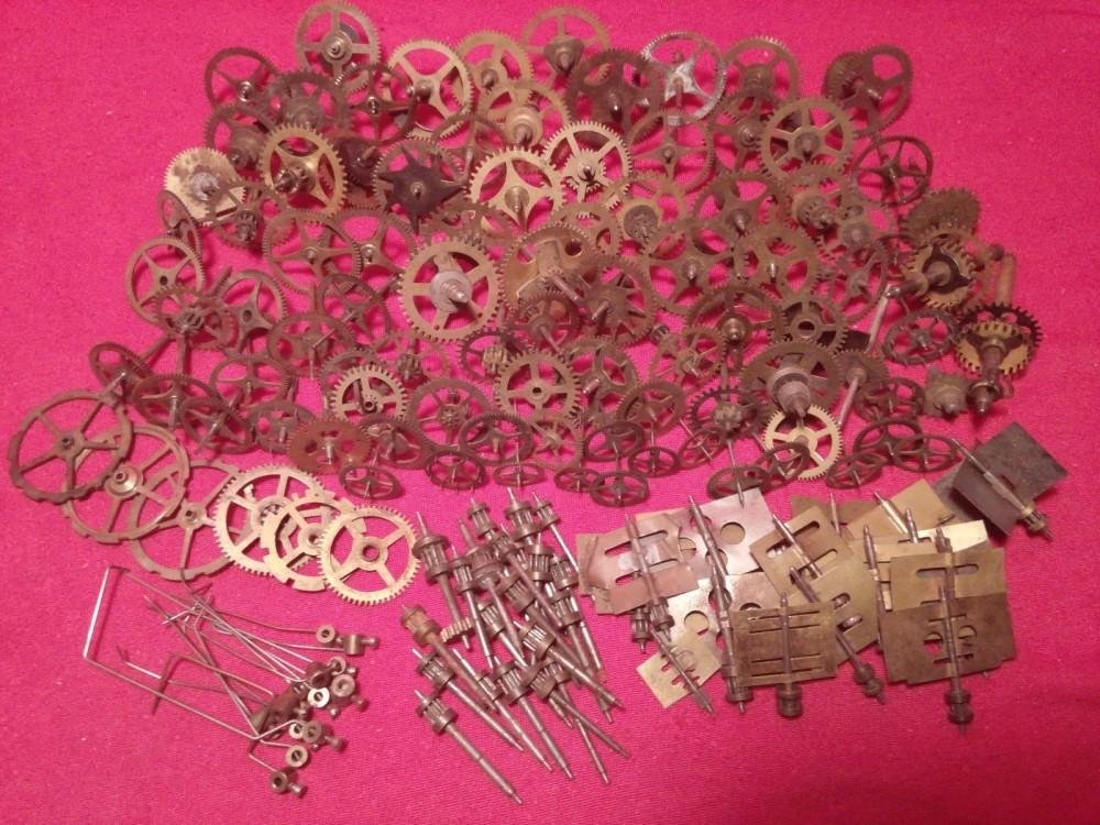vintage clock gears (8)